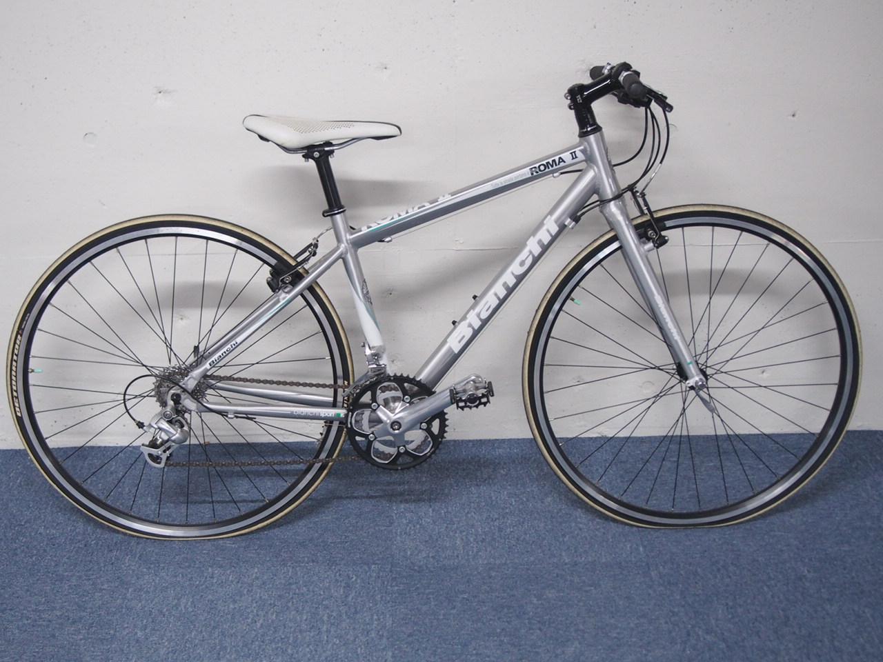 BIANCHI クロスバイク ROMA2 2009年製