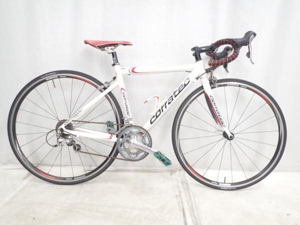 CORRATEC アルミロードバイク R.T.CORONES 2008年モデル SHIMANO 105 コラテック コロネス 47f03e5949