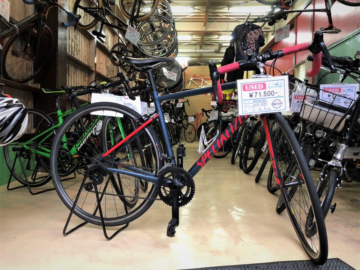 【中古品】ロードバイク Specialized ALLEZ SPORT