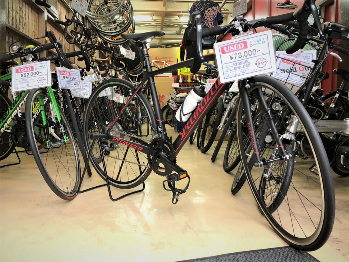 【中古品】ロードバイク Specialized TARMAC MEN SPORT